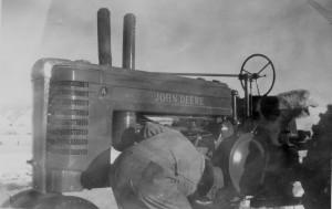 1940 John Deere Model A